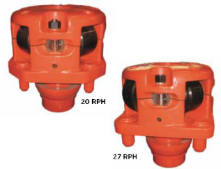 heavy duty roller kelly bushings